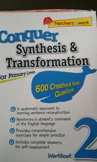 Conquer synthesis and transformation workbook 2