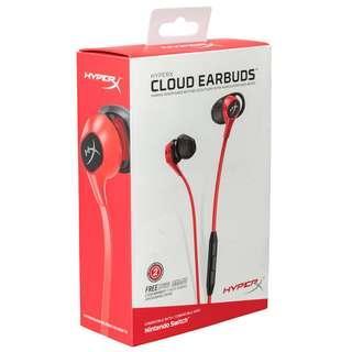 Kingston HyperX Cloud Earbuds