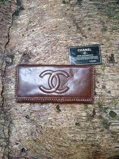 Dompet Chanel dan sepatu CHANEL authentic sertifikat