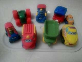 Toy Cars/Trains