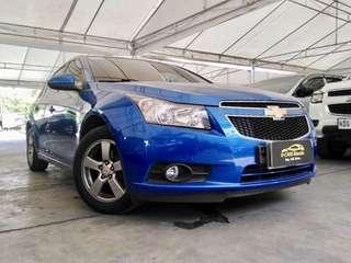 2012 Chevrolet Cruze 1.8 LS A/T Gas