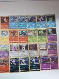 Pokemon english promo cards