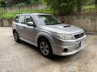 Subaru Forester 2.0 X Auto