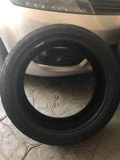 205/45/R17 Bridgestone potenza