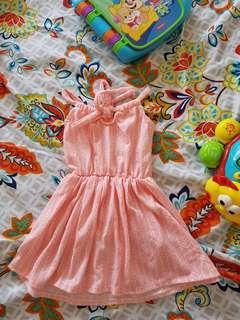 Baby dress bundle of 3