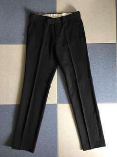 John Harold Black Pants
