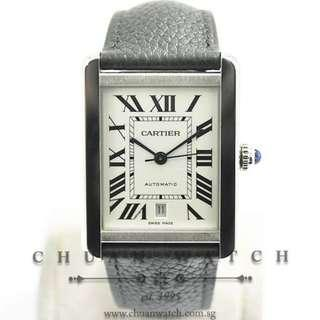 Pre-Owned Cartier Tank Solo XL Automatic WSTA0029