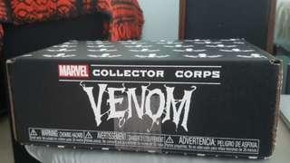 VENOM marvel collector corps