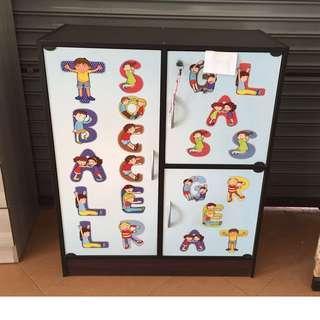 Cartoon Cabinet (Stock Clearance)
