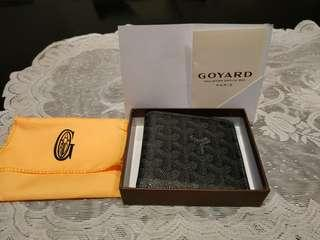 Goyard wallet new / original/ authentic