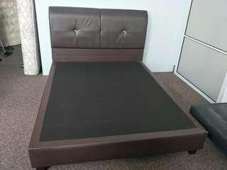 Queen Size Bed Frame(with delivery)