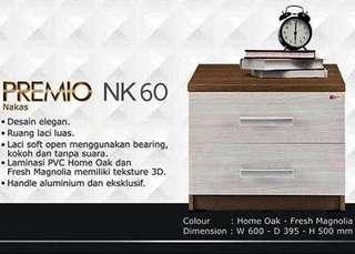 Meja Nakas Activ Premio NK 60