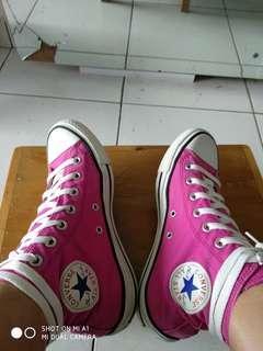 Converse pinkiwinki 😍