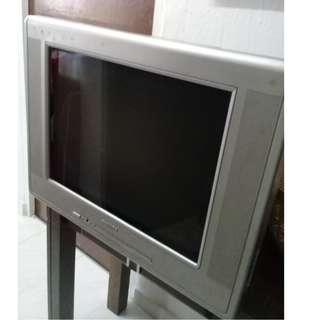 PHILIPS TV in Silver