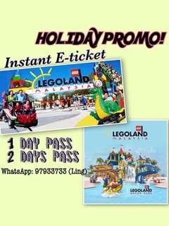 LEGOLAND MALAYSIA- THE CHEAPEST IN CAROUSELL!