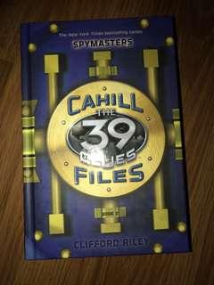 The 39 Clues Spymasters #2 Cahill Files