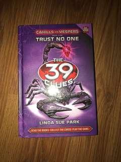 The 39 Clues Cahill vs Vespers #5 Trust No One