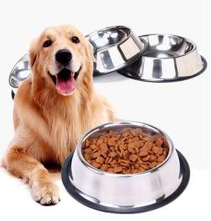 Doggie Stainless Steel Bowls
