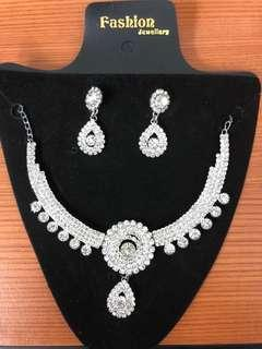 Jewellery Set - Necklace and Earrings set
