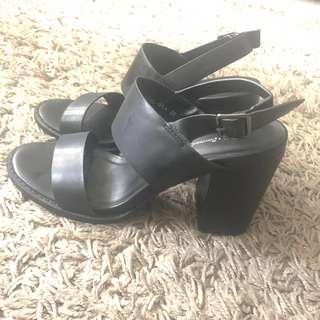 Something Borrowed Black Heels