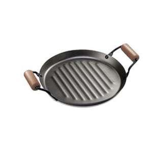 🚚 PHILIPS 飛利浦 圓形 碳鋼 不沾 烤盤 燒烤盤 CL12292