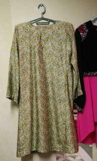 Baju Kurung kain Jakel