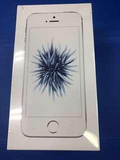 Apple se 16gb silver (new)