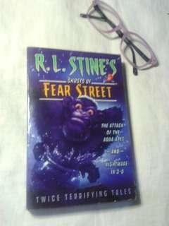 R.L Stine's (Ghost of Fear Street)