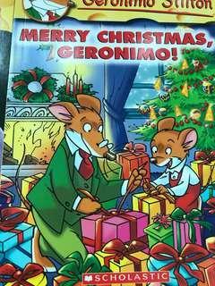 Geronimo Stilton:Merry Christmas, Geronimo!