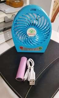 Turbo portable fan Rechargeable powerful fan