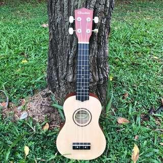 🚚 Brand New Ukulele Natural Wooden