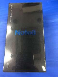 Samsung note8 new