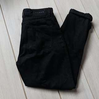 Waven mom/boyfriend fit jeans