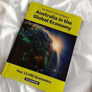 Australia in the Global Economy - HSC Economics Textbook