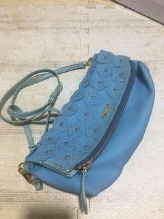 Burberry flower bag