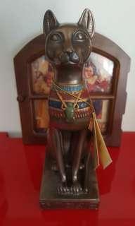 CAT Display - Egyptian Cat- Goddess