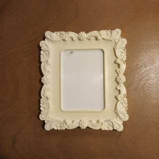 Yellow Wooden Finish Picture Frame
