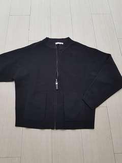 MANGO black cardigan