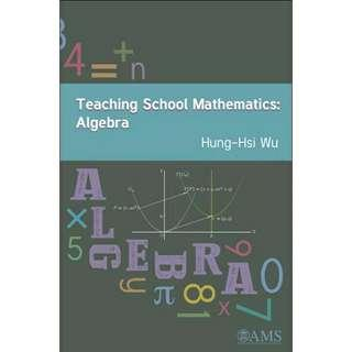 ( eBook ) Teaching School Mathematics: Algebra