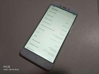 Xiaomi Redmi Note 4 64GB Gold