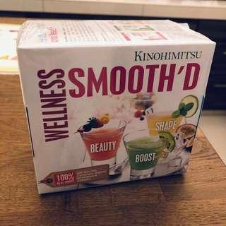 Kinohimitsu Wellness Smooth'D