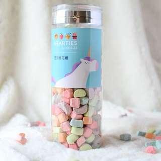 [LIMITED STOCKS!] Hearties Marshmallow Gems by KK & JJ