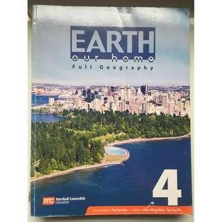 Earth Our Home Full Geography