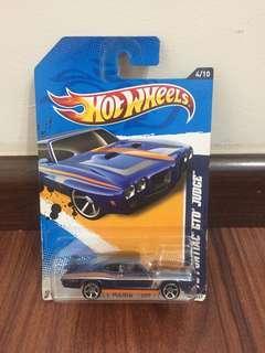 Hot Wheels - '70 Pontiac GTO Judge