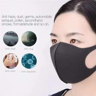 Unisex Mouth Masks  Anti Dust Face Mouth Cover PM2.5 Mask Dustproof Anti-bacterial Outdoor Travel Protection #77