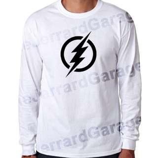 Flash Superhero Long Sleeve Top