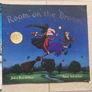Julia Donaldson - Room on the Broom