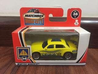 Matchbox - Taxi