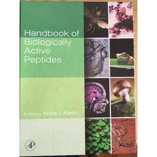 Handbook of Biologically Active Peptides 1st Edition