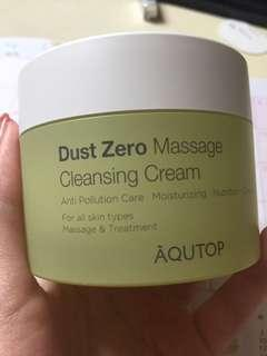 AQUTOP Dust Zero Massage Cleansing Cream